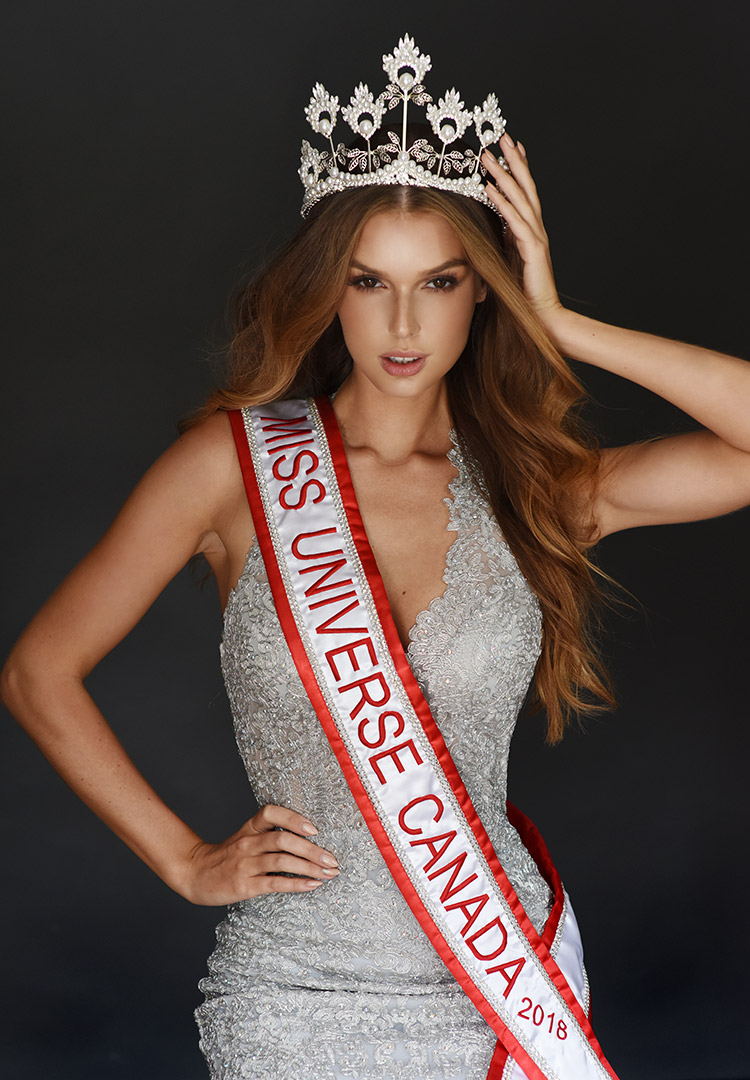 MARTA STEHPIEN - Thank you, that is all I can say. For representing out nation with dignity and class through and through. Seeing your take on inner and out beauty with intelligence was so meaningful. Thank you again & again for being confidently beautiful.