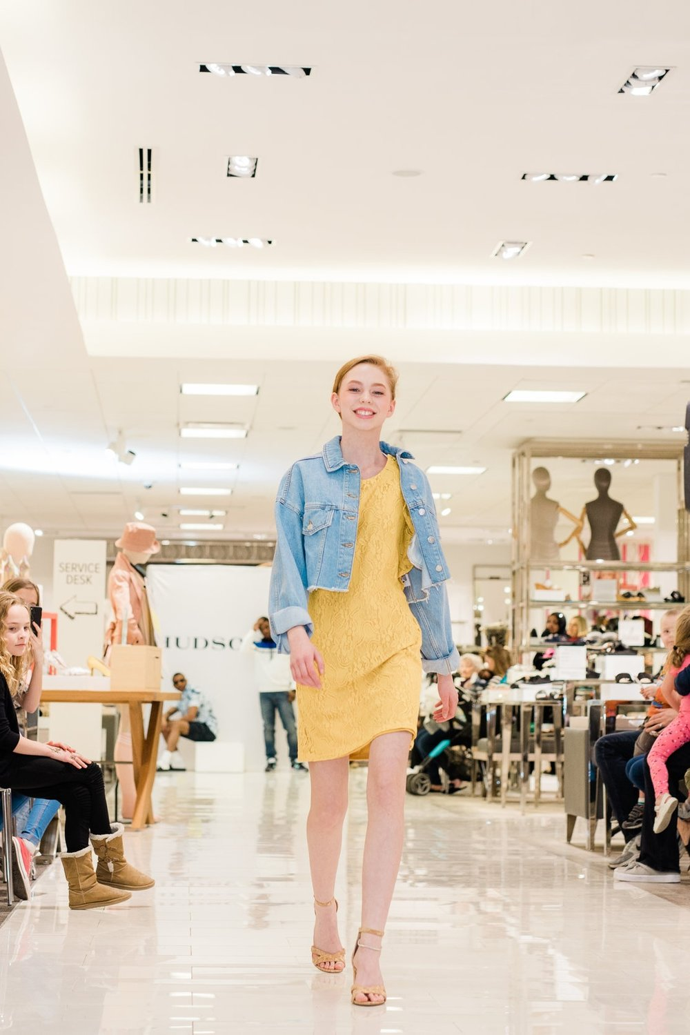 No.01 Yellow - This yellow dress by Molly Bracken with a denim jacket can easily make this look more casual, but without it- you can rock it with an eye catching pair of Cork sandals too!
