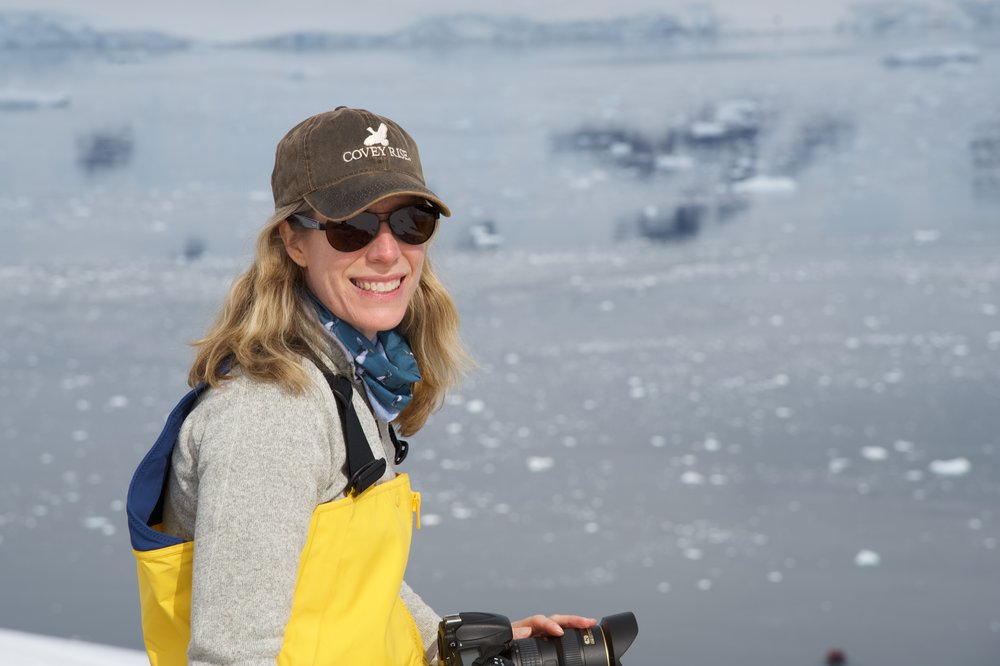 Adventure trip to Antarctica . 2016