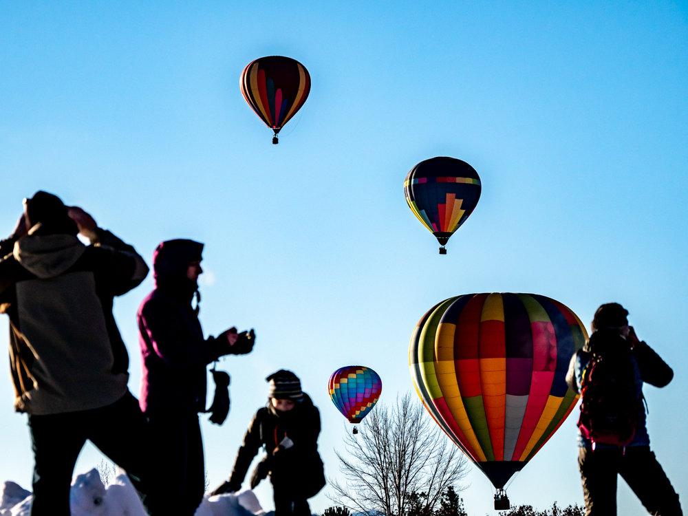 Winthrop Balloon Festival 2019 -