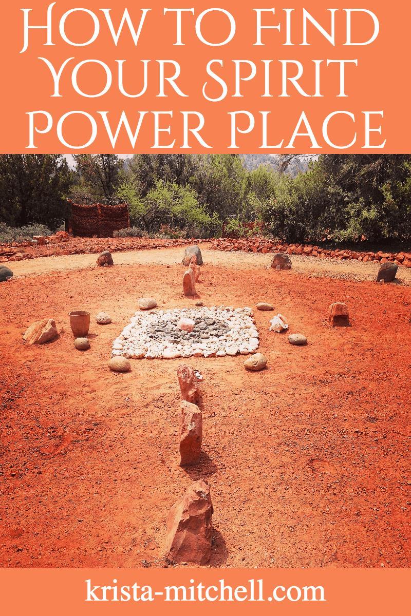 spirit power places / krista-mitchell.com