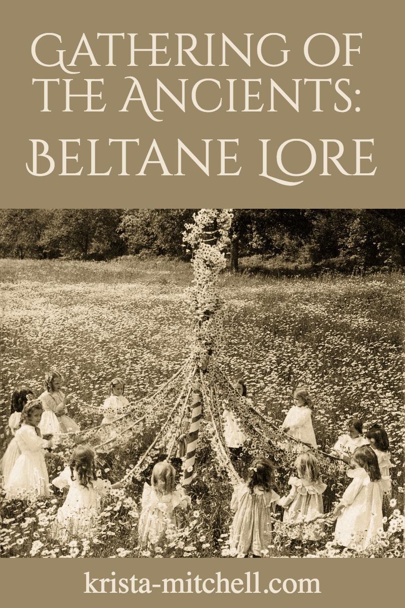 beltane lore / krista-mitchell.com