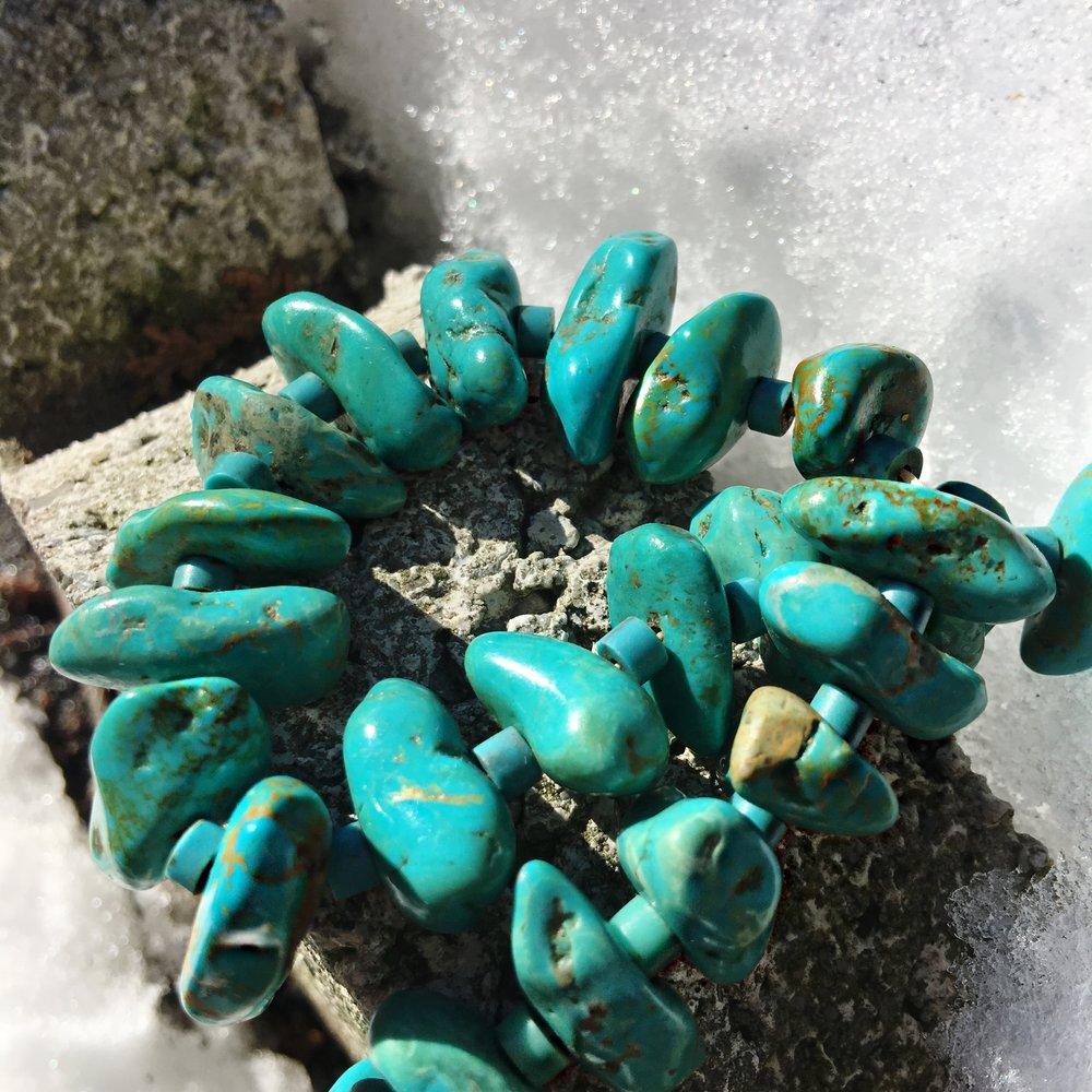 turquoise / krista-mitchell.com