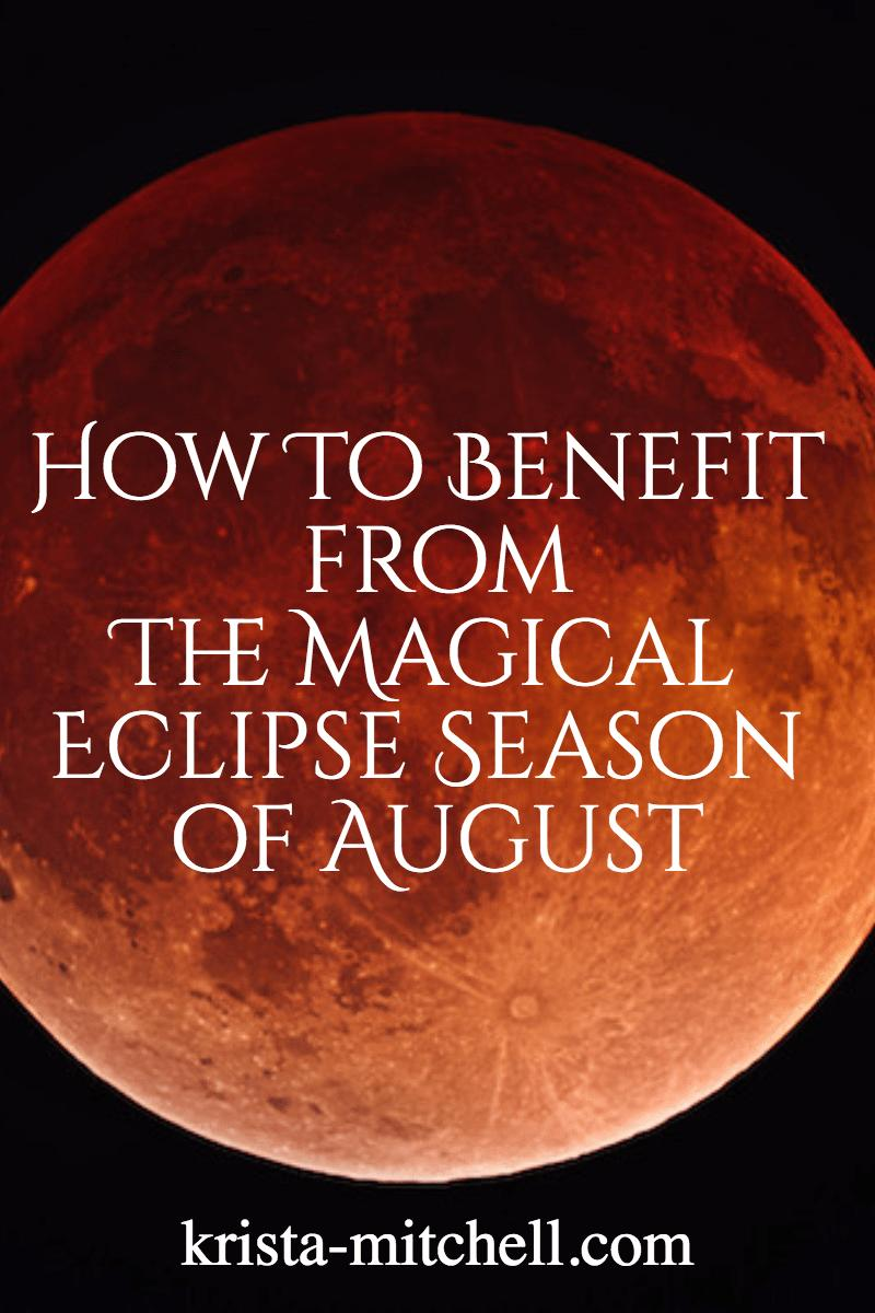 magical eclipse season of august 2017 / krista-mitchell.com