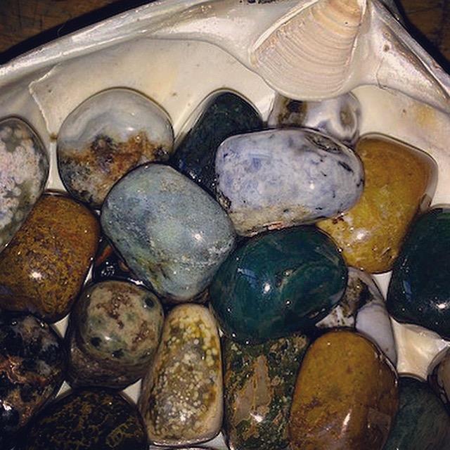 ocean jasper / krista-mitchell.com