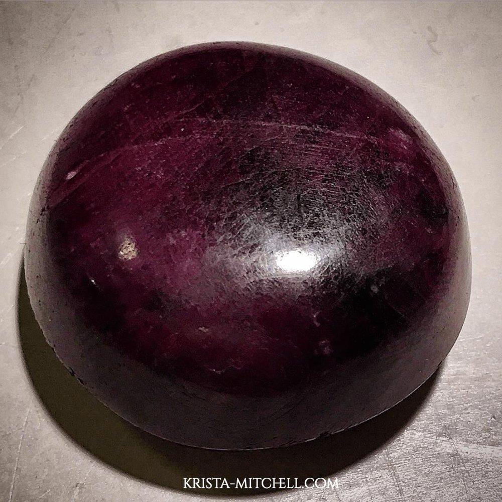 ruby / krista-mitchell.com
