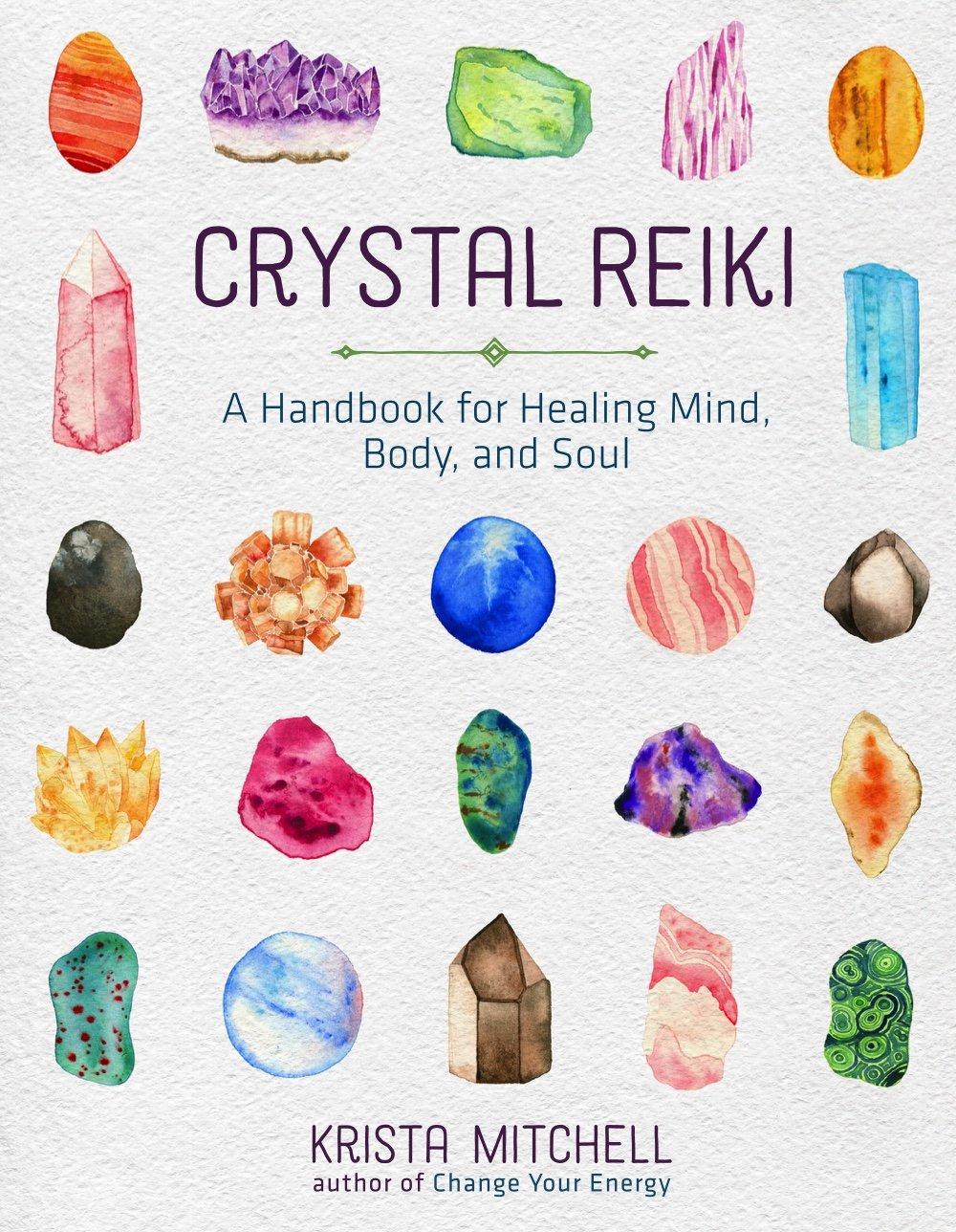 Crystal Reiki / krista-mitchell.com