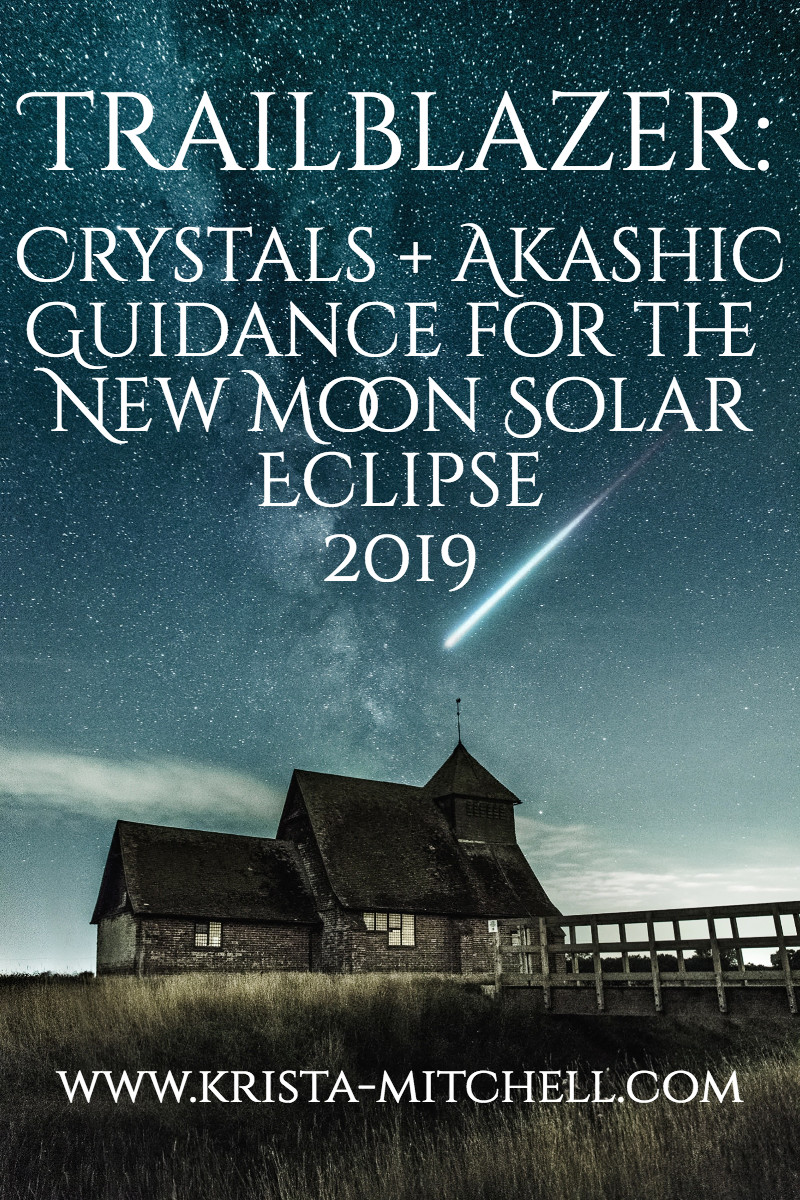 New Moon Solar Eclipse 01/05/19 at 8:28pm ET