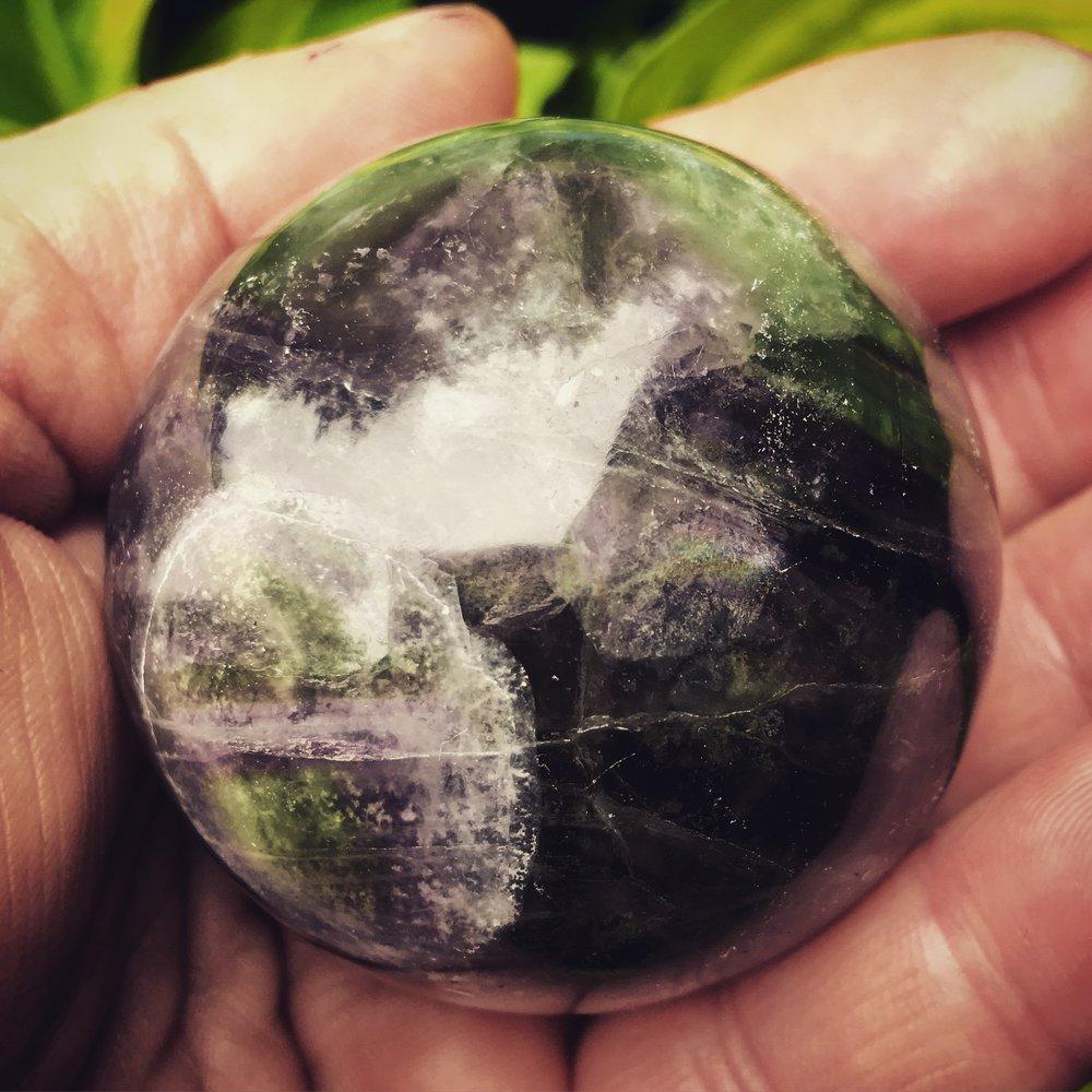 fluorite / krista-mitchell.com