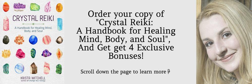 Crystal-reiki-preorder-book-page-banner / krista-mitchell.com