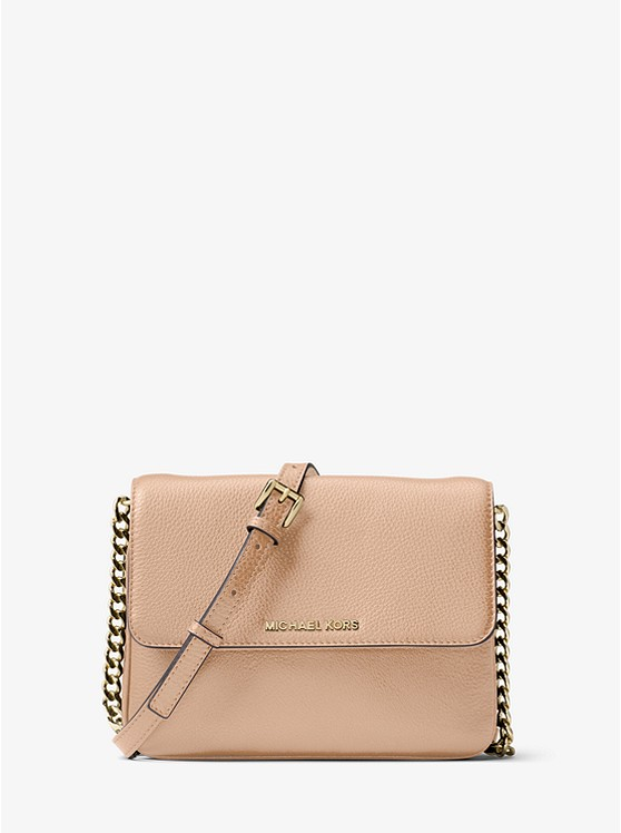 MICHAEL KORS Bedford Leather Crossbody - The MICHAEL KORS Bedford Leather Crossbody is available in 6 colors. 5 of the available colors are on sale currently for $89.10