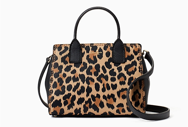 The Kate Spade New York Dunne - The Kate Spade New York Dunne lane leopard-print small lake is on sale for $227.00. Normally $378.00