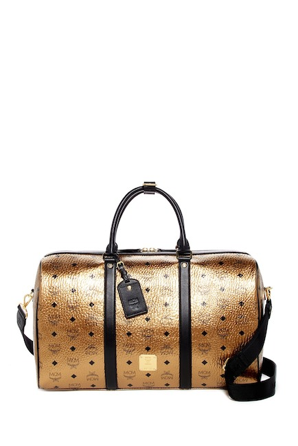 MCM Medium Weekend Bag - This MCM Medium Weekend Bag is normally $1050.00 and now it is on sale for $499.97
