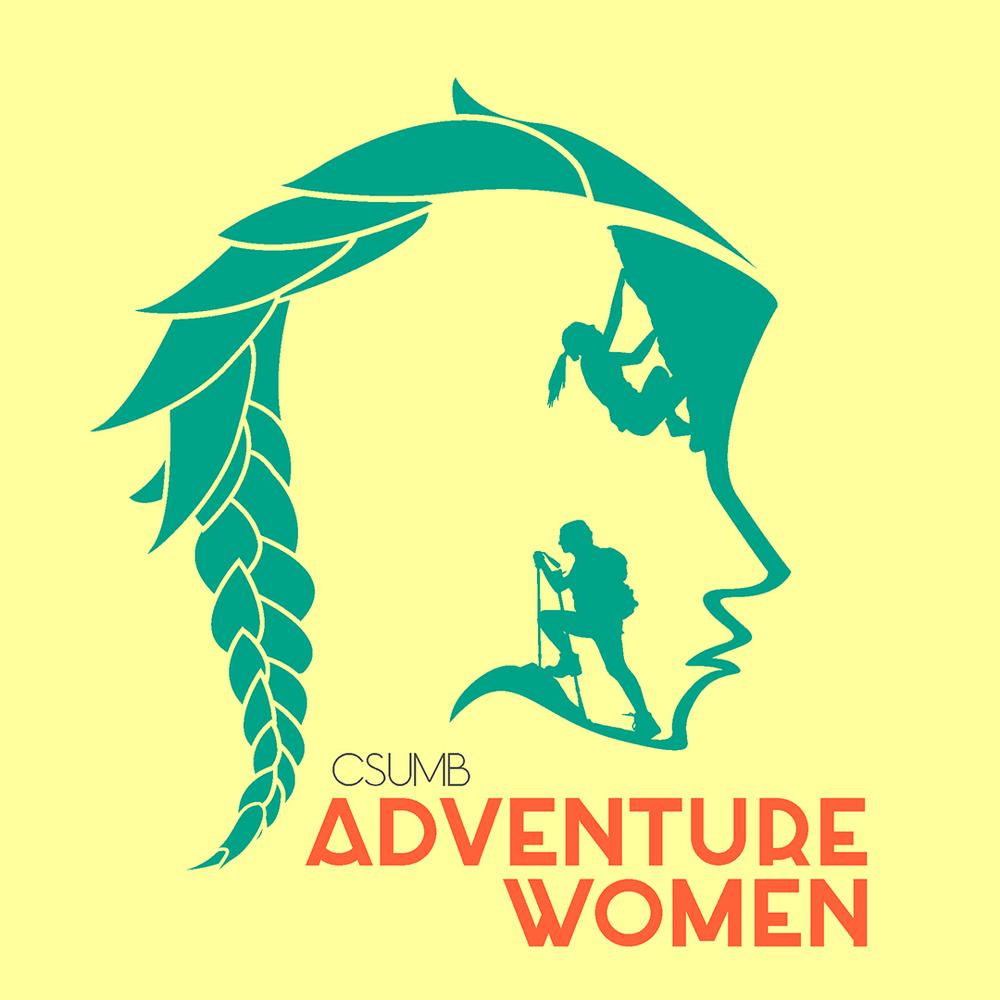 CSUMB Adventure Women Logo -