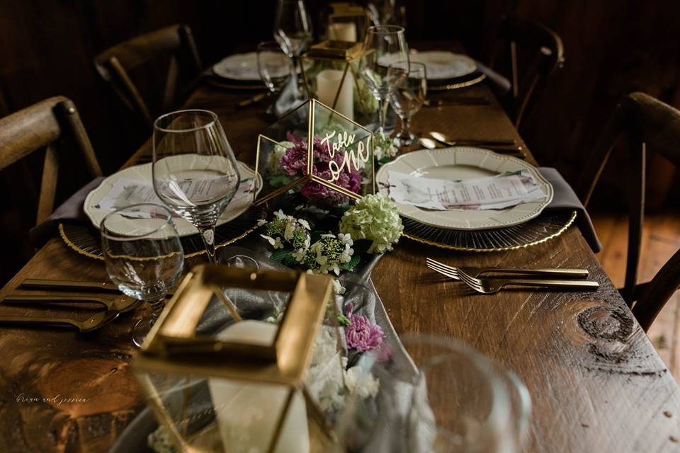 Photo by Brian and Jessica Photography of Historic Stonebrook Farm