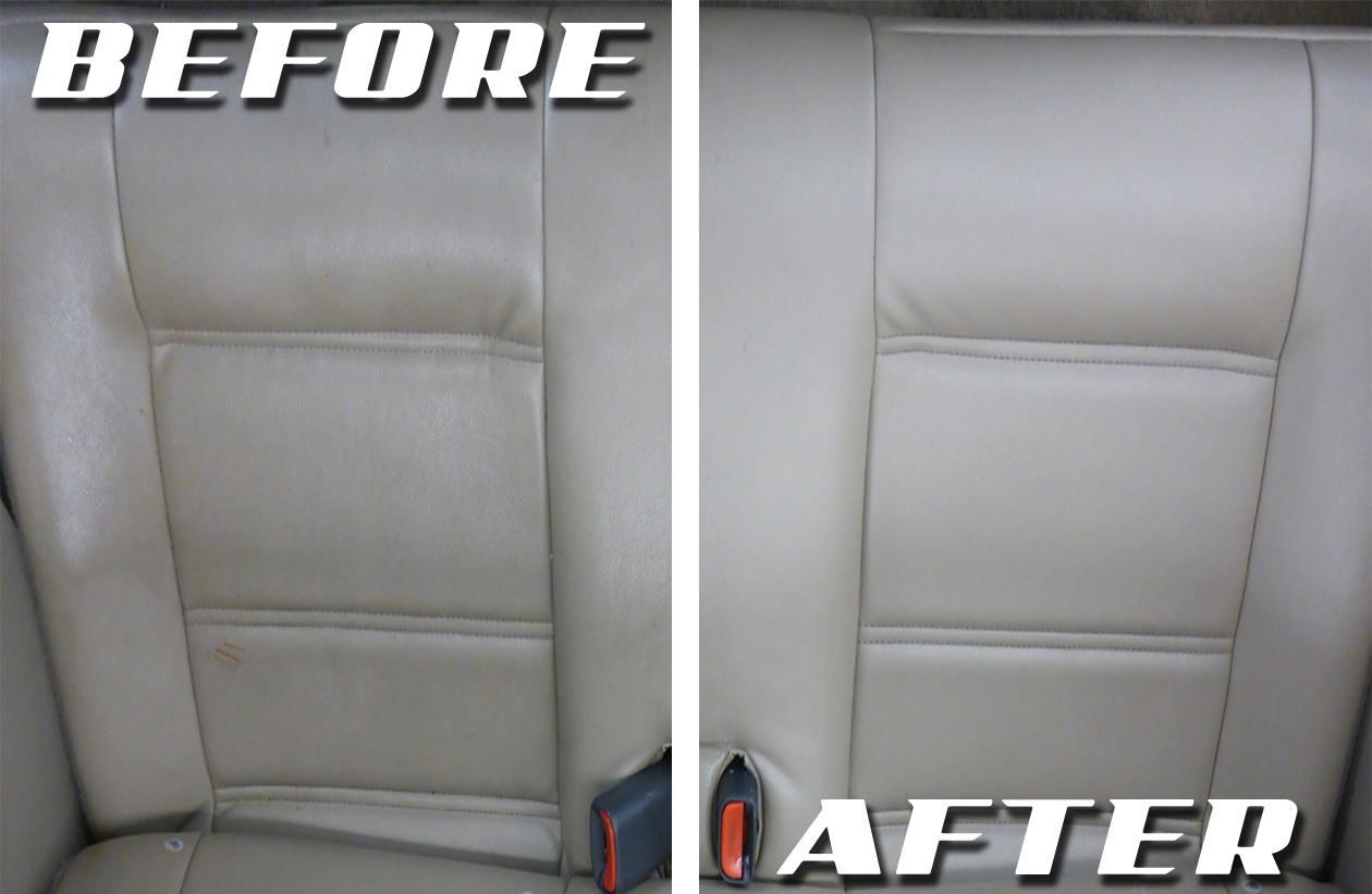 How To Clean Leather Car Seats >> Mobile Car Detailing Winston Salem Nc How To Clean Condition