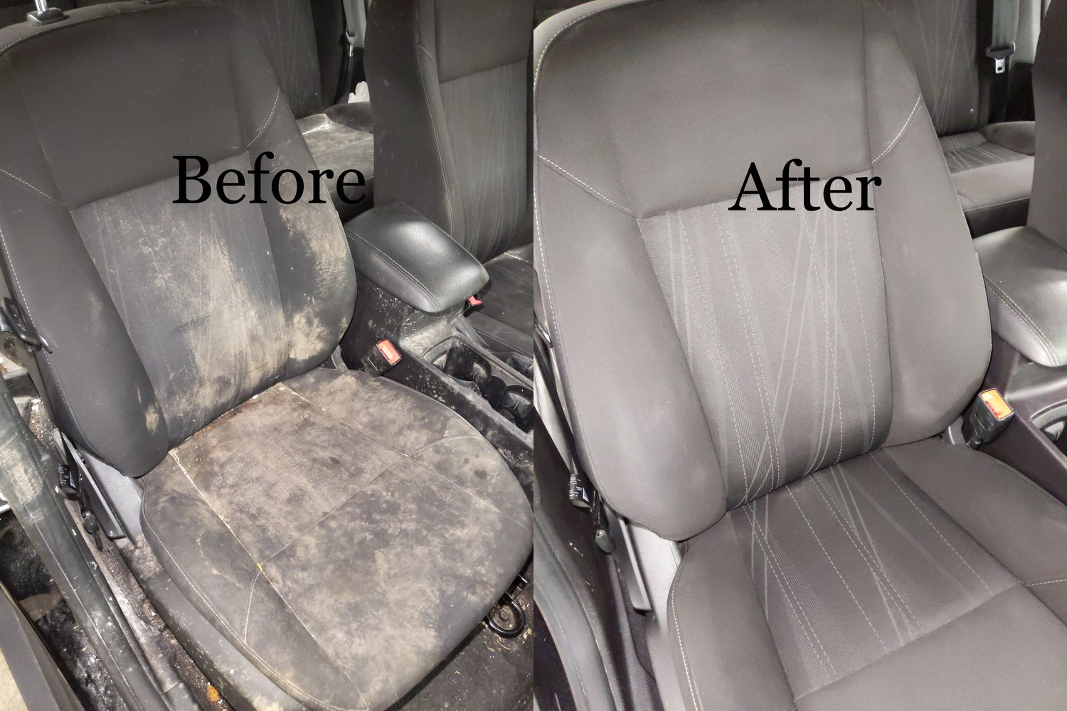 Mobile Car Detailing Winston Salem Nc The Best Way To Clean Car Upholstery Remove Stains Car Detailing Guide