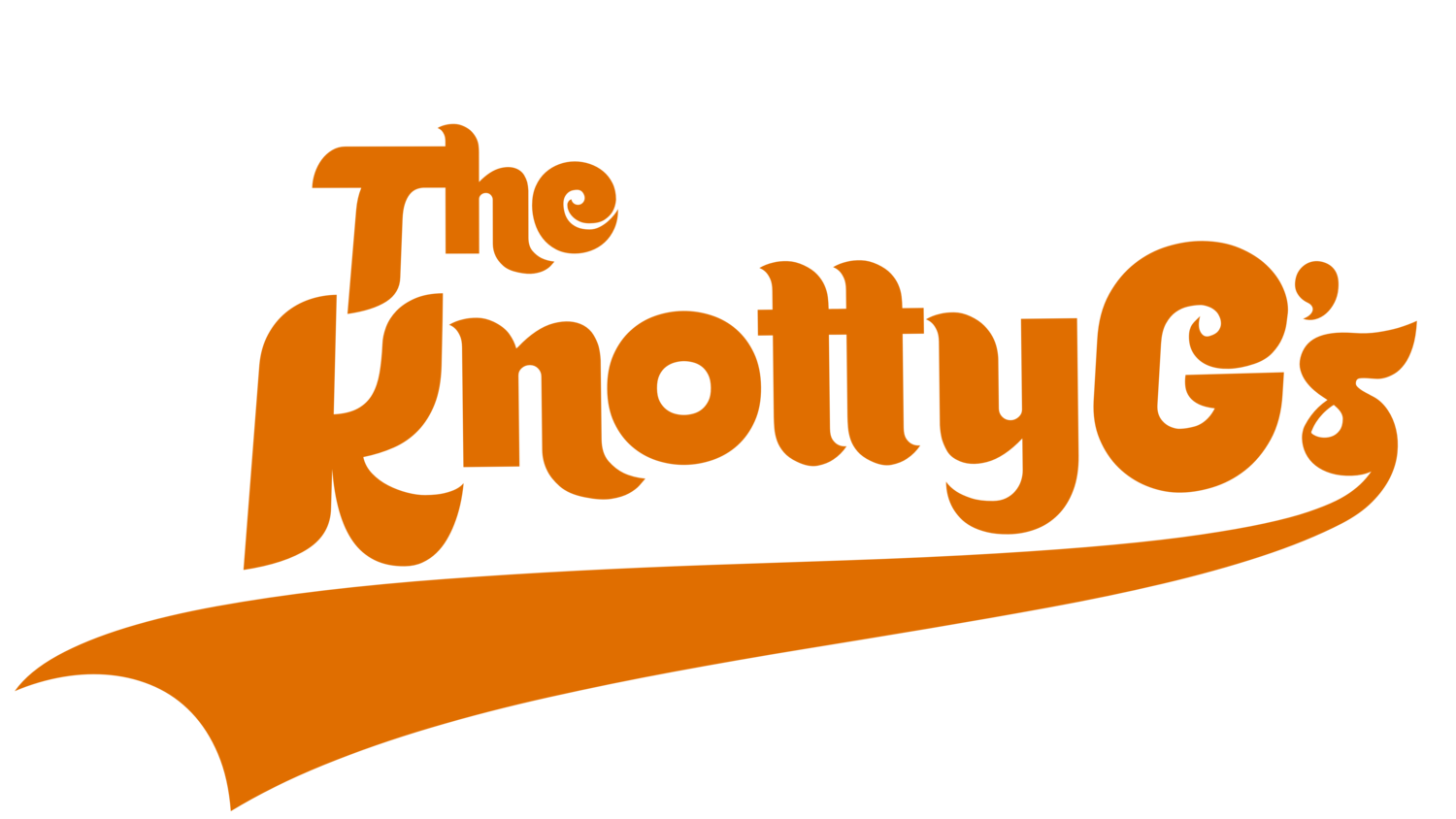 The Knotty Gs
