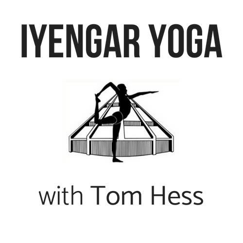 Iyengar Yoga with Tom Hess