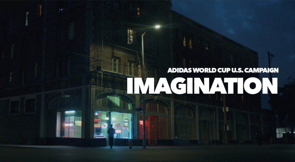 739080acdc03 Adidas World Cup Campaign  Imagination