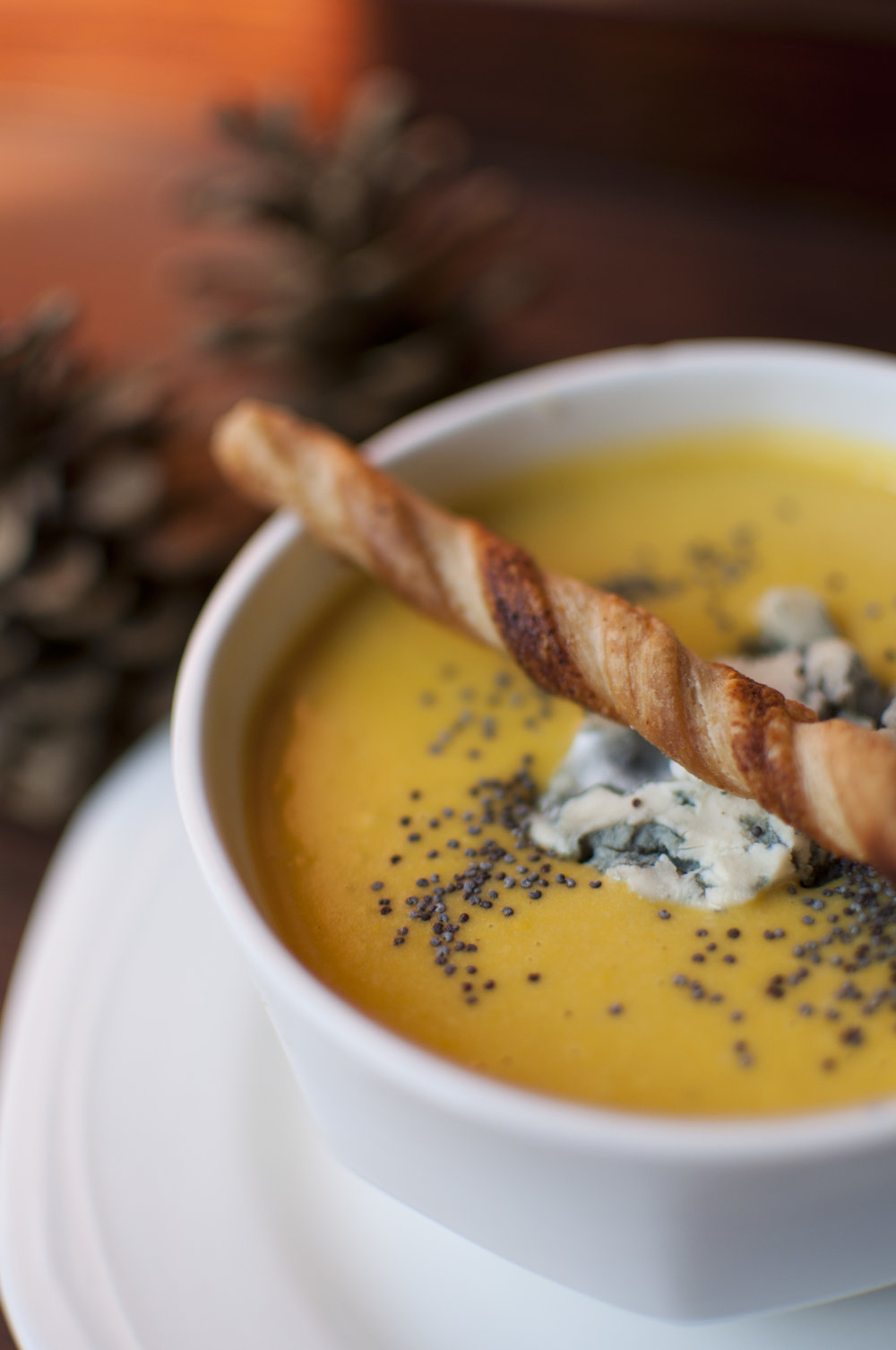 Soups & Starters -