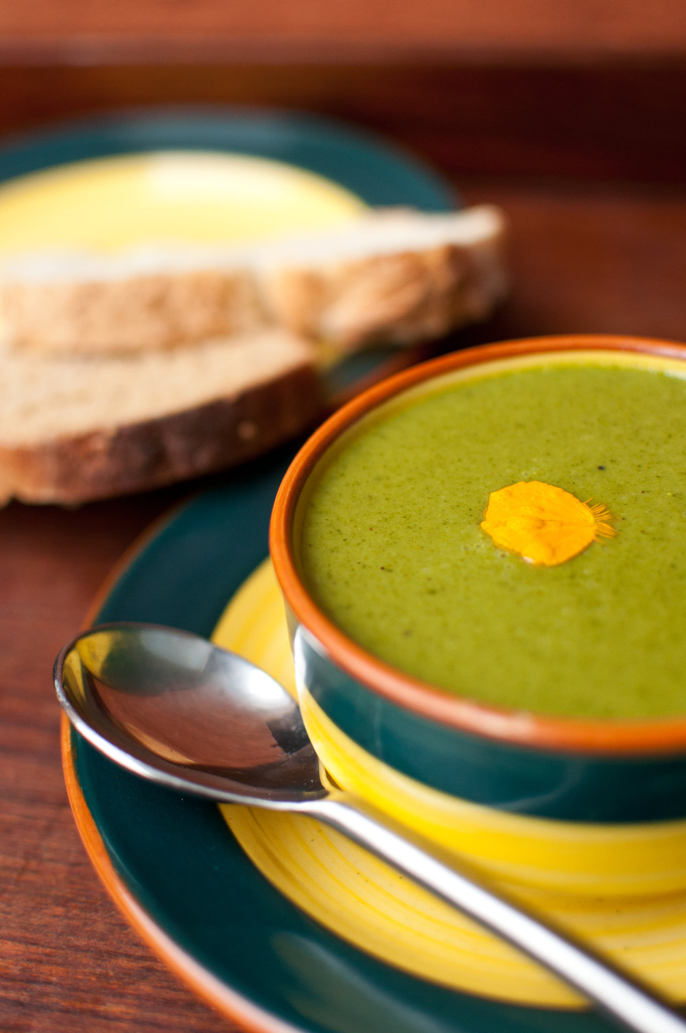 Soupes et entrées - Vegetarian Soups & Starters