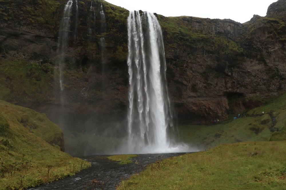 Seljalandsfoss, Iceland. Photo by Thomas Kear