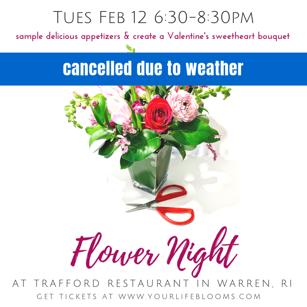 Flower Night Valentine S Bouque Trafford Restaurant