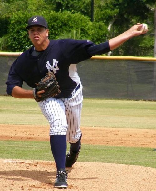 Yankees de NY - Orby Tavarez