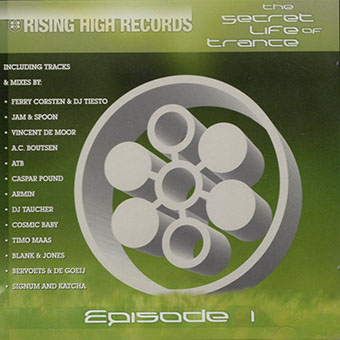 Secret Life Of Trance Episode 1 2xCD