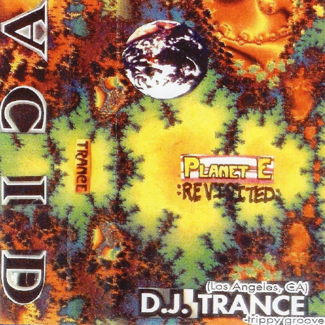 DJ Trance (Jason Blakemore) - Planet E Revisited [DIGITAL DOWNLOAD]