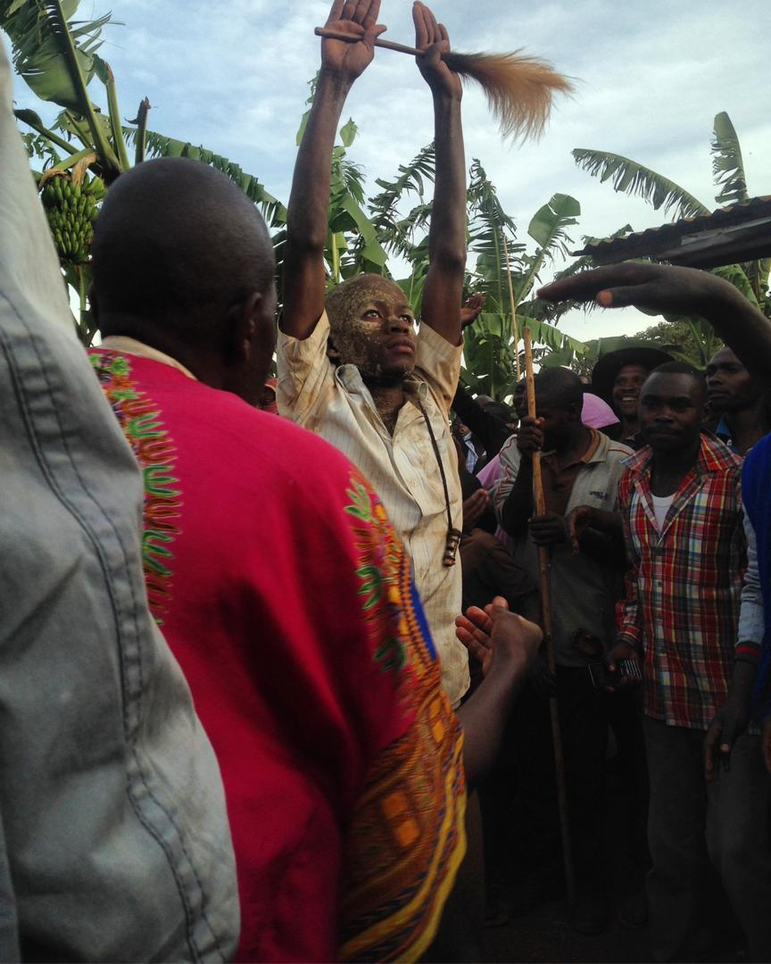 circumcision in Sebei Mount Elgon region