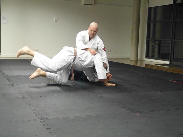Control - Aikido