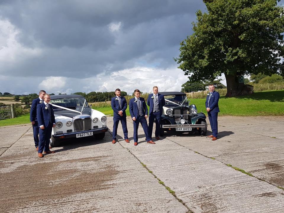 Blue Suit, Classic Car.jpg