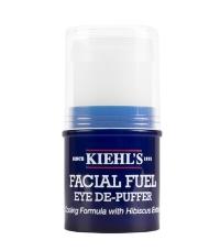 Kiehl's Facial Fuel Eye De-Puffer (what a genius name!)