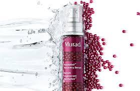 "Murad's new anti-stress Revitalixirâ""¢ Recovery Serum"