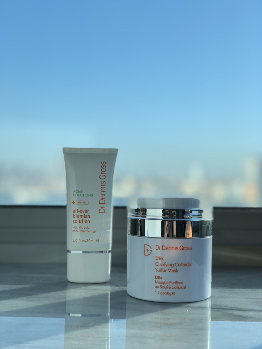 """Dr Dennis Gross DRxâ""""¢ products for the treatment of acne are first-rate."""