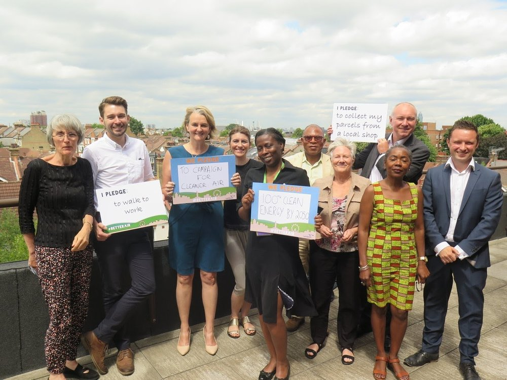 Labour councillors committed to cleaner air