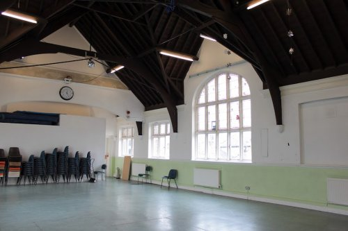 Brixton Community Base, Brixton