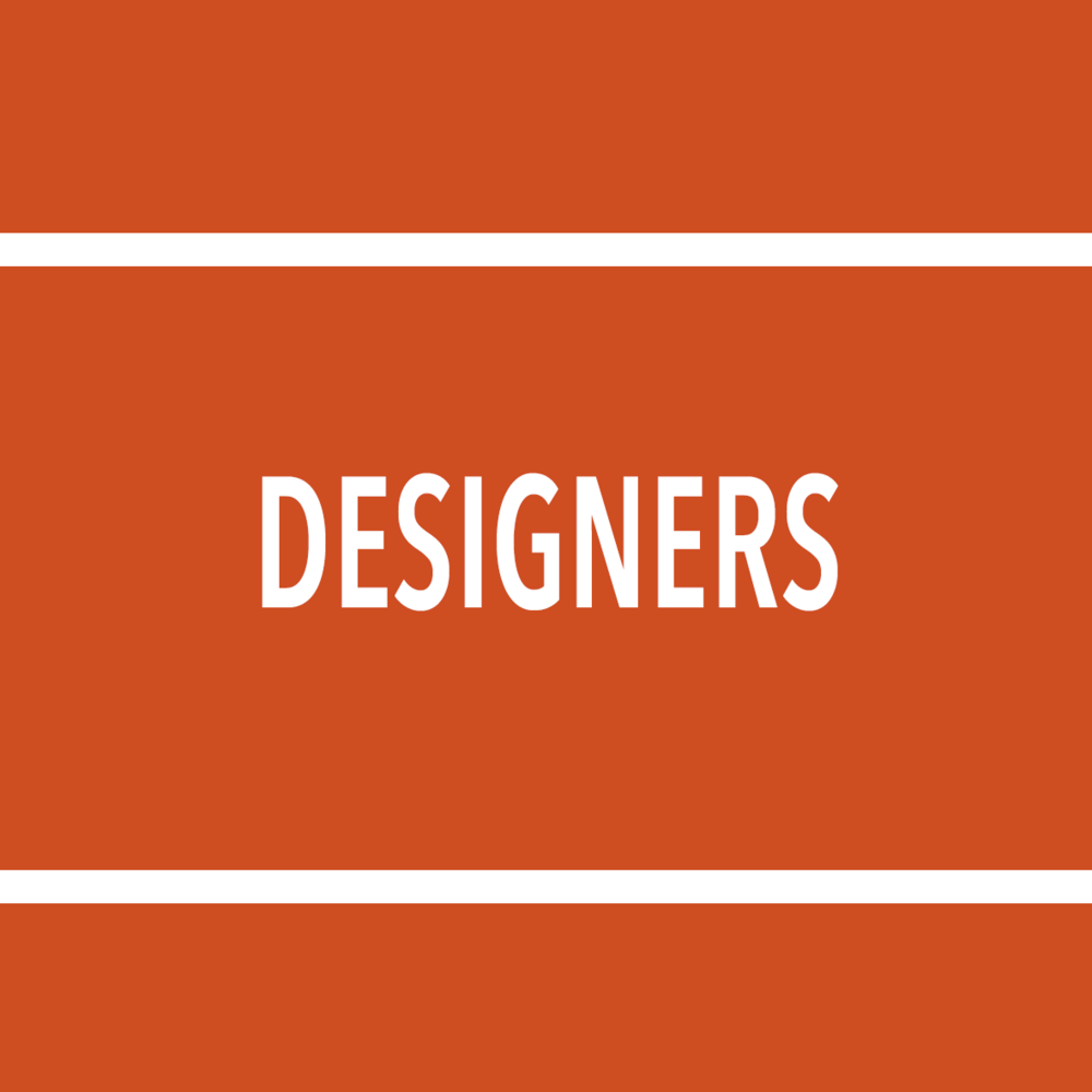 CONNECT TO 100's OF DESIGNERS