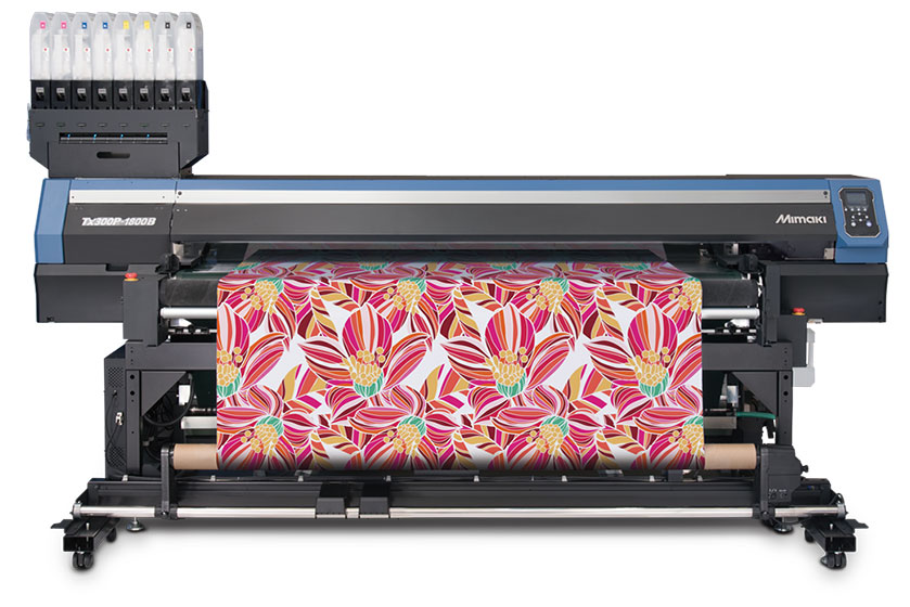 Mimaki launch a complete Eco-System for Digital Textiles....