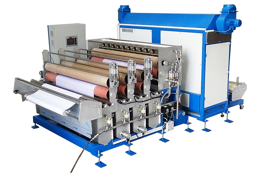 Small Scale Textile Processing for Fast Manufacture...