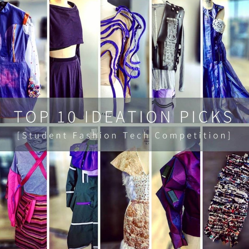 Gerber's Ideation competition supports Fashion students and encourages the use of new technology....