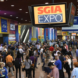 SGIA, Las Vegas will welcome over 25,000 visitors...