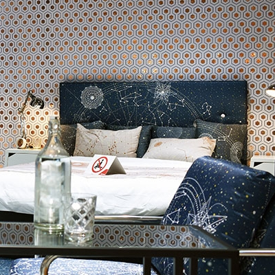 Digital Prints for Contract Interiors - Wallpapers and Textiles