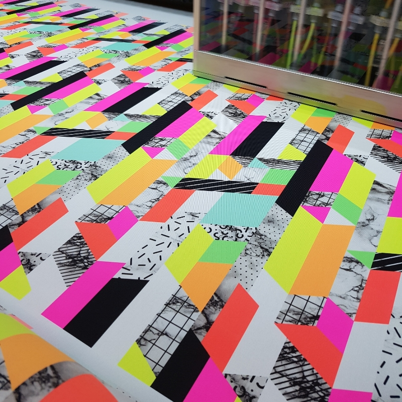 Keeping things simple,  Kornit Digital  offer a one step process that streamlines the print process…