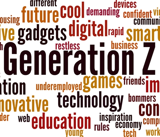 Generation Z have been intrigued by the simple creative explosion brought on by the onset of Digital Textile Printing.