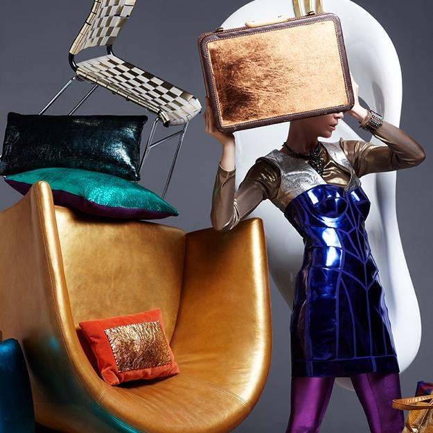 Pantone Fashion Home InterioPANTONE FASHION HOME INTERIORS METALLIC
