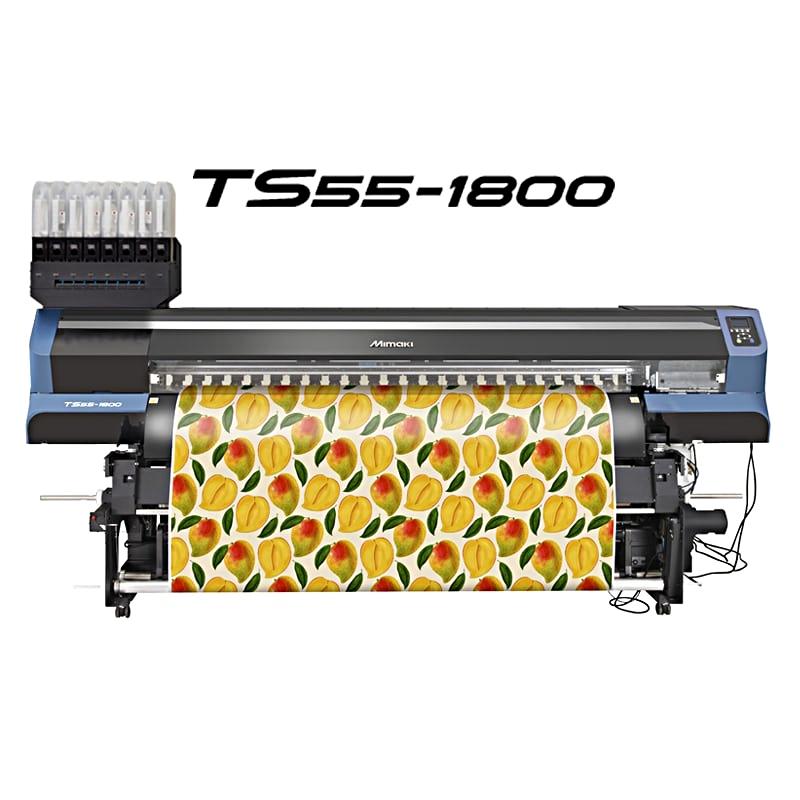 Mimaki's new TS55-1800 printer