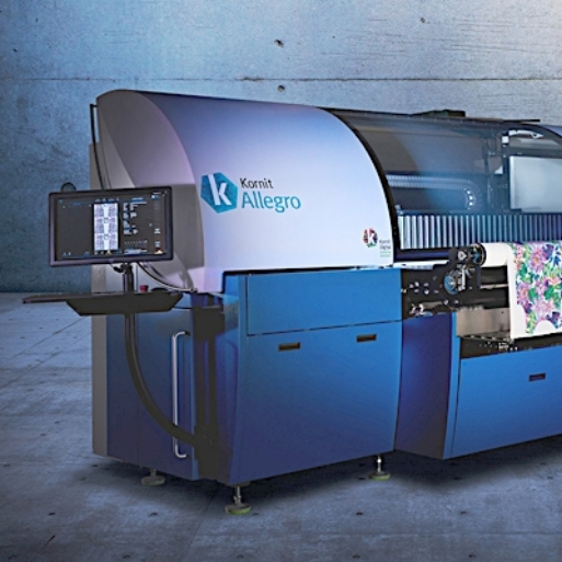 Kornit Allegro  : One-step Digital Textile Printer secures installation at Print Logistic, Poland
